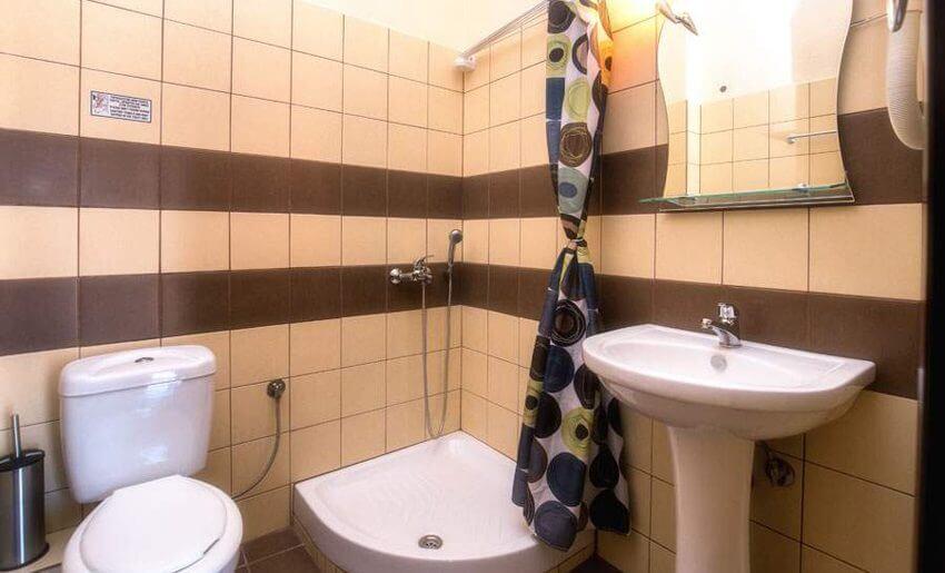 Markos Vila Tasos kupatilo