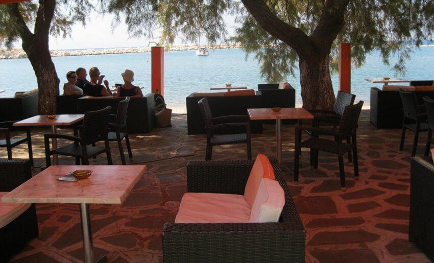 Menel Hotel Limenarija Tasos grcka