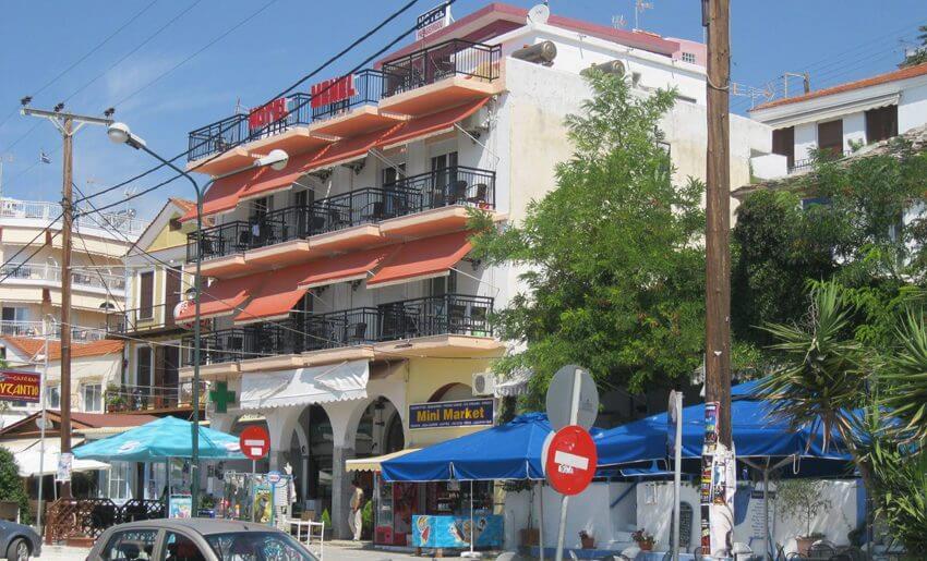 Menel Hotel Limenarija Tasos