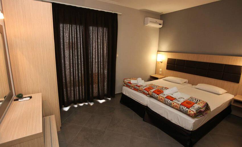 Mironi Hotel Limenas tasos grcka