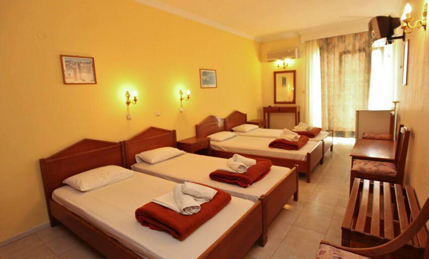 Mironi Hotel Limenas tasos smestaj