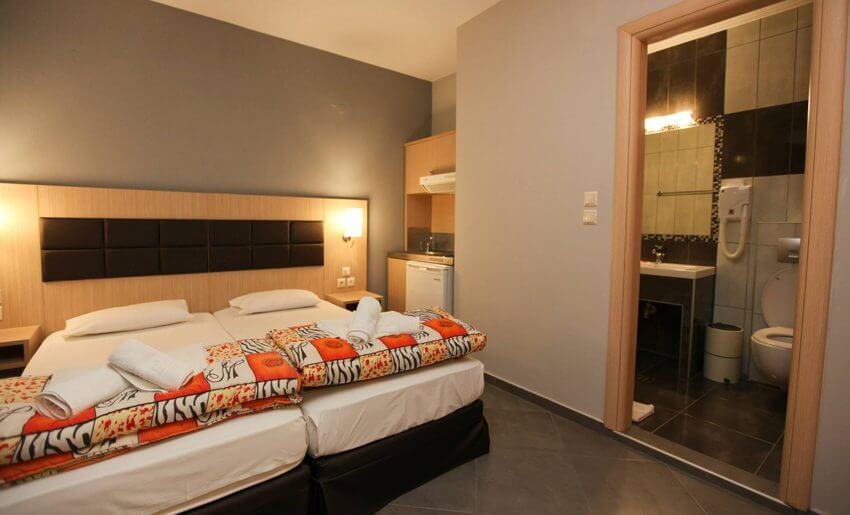 Mironi Hotel Limenas tasos sobe