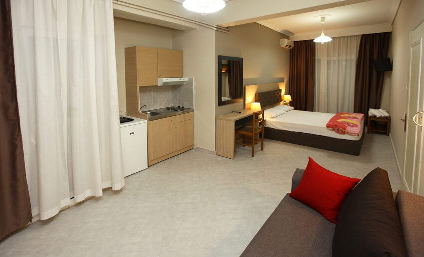 Mironi Hotel Limenas tasos studio