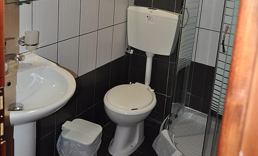 Molly Vila Tasos kupatilo