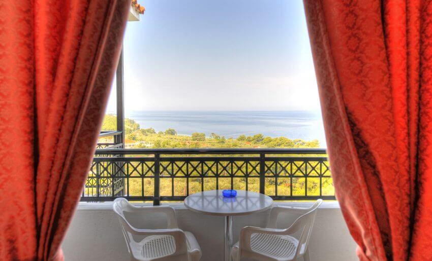Natasha Hotel Vila Tasos grcka