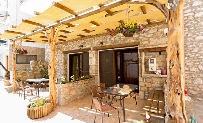 Neorion Hotel Limenarija grcka letovanje tasos