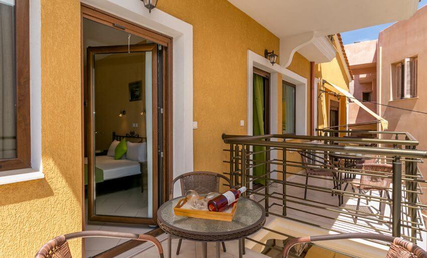 Neorion Hotel Limenarija tasos grcka leto
