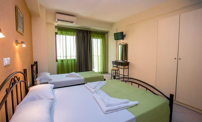Neorion Hotel Limenarija tasos grcka smestaj