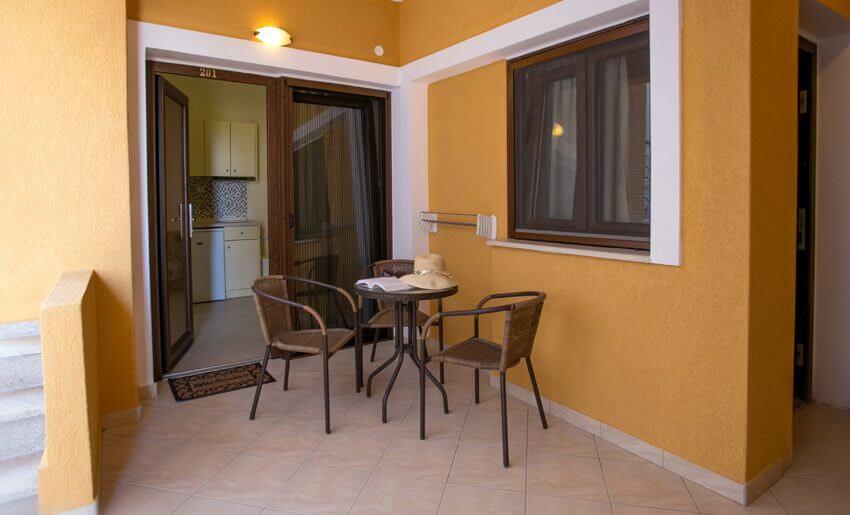 Neorion Hotel Limenarija tasos letovanje grcka