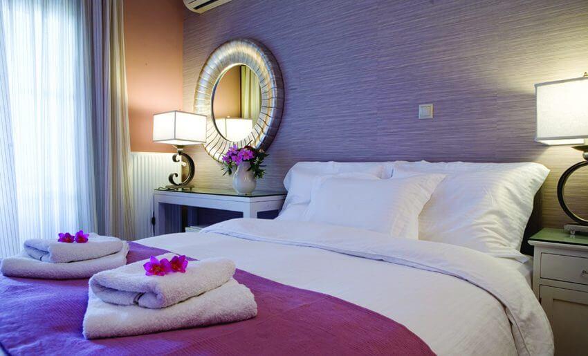 Nikoleta Luxury Vila Tasos apartmani