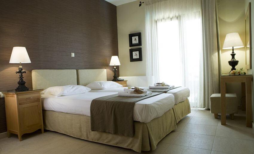 Nikoleta Luxury Vila soba