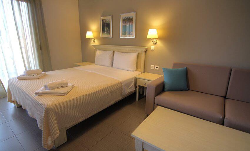 Ntinas Filoxenia Apartments deluks soba