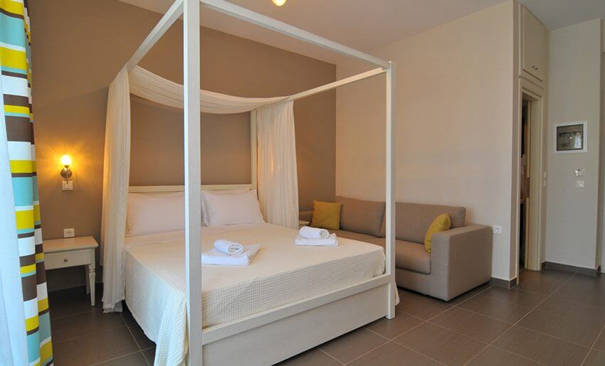 Ntinas Filoxenia Apartments delux soba
