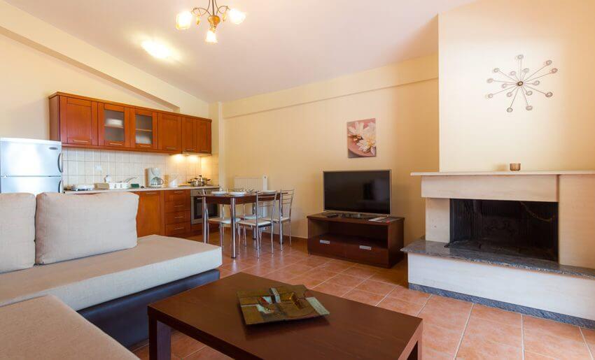 Ntinas Filoxenia Apartments dvosobni apartman
