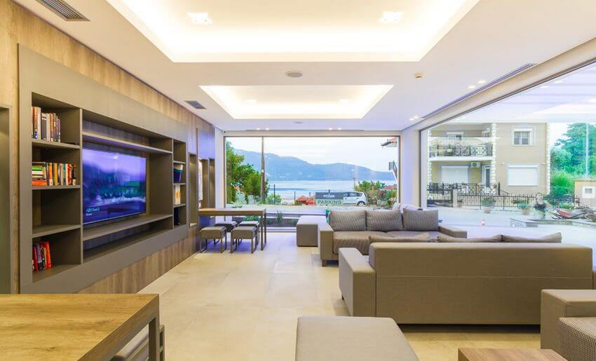 Ntinas Filoxenia Apartments lob