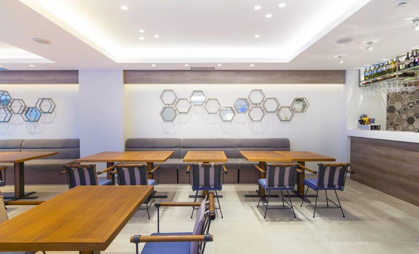 Ntinas Filoxenia Apartments restoran
