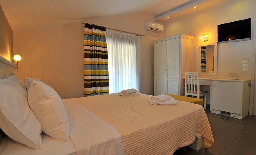 Ntinas Filoxenia Apartments soba standard