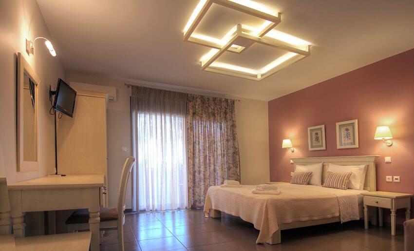 Ntinas Filoxenia Apartments soba superior