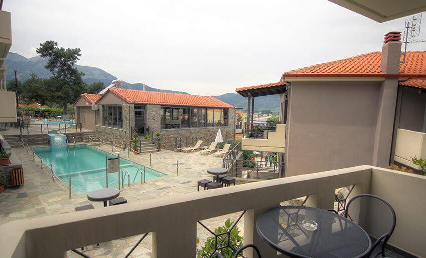 Ntinas Filoxenia Apartments standard soba