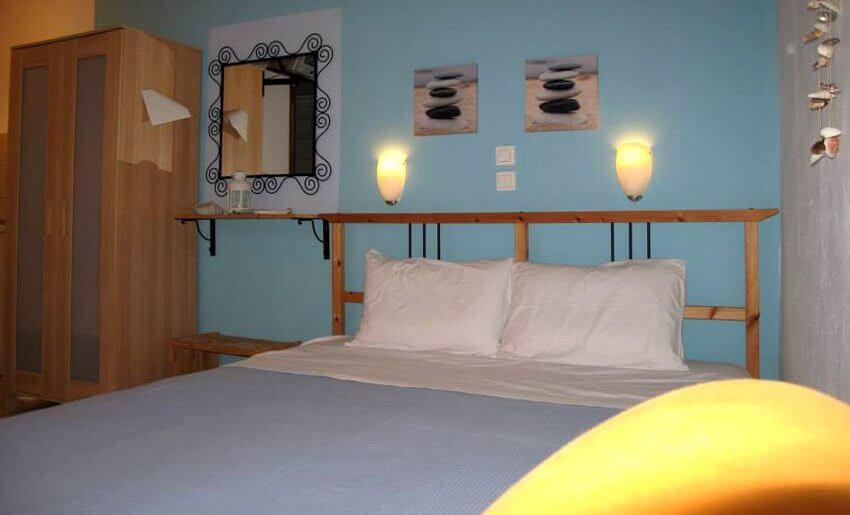 Ostria Hotel Tasos grcka smestaj