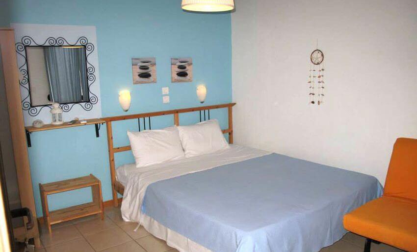 Ostria Hotel Tasos grcka