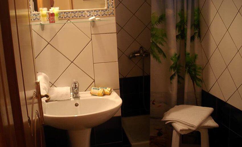 Panagiota Vila Tasos kupatilo