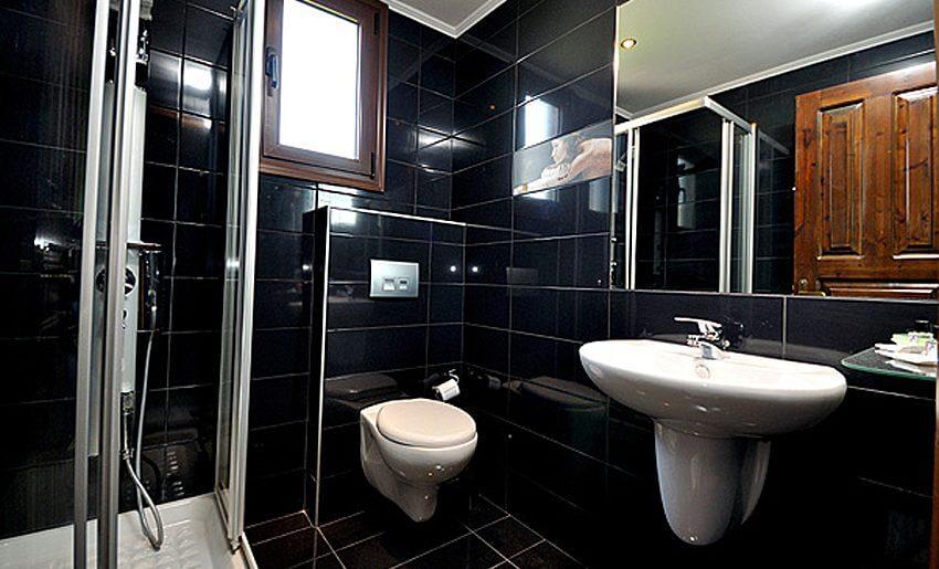Pegasus Hotel 3 Limenas Tasos apartman kupatilo