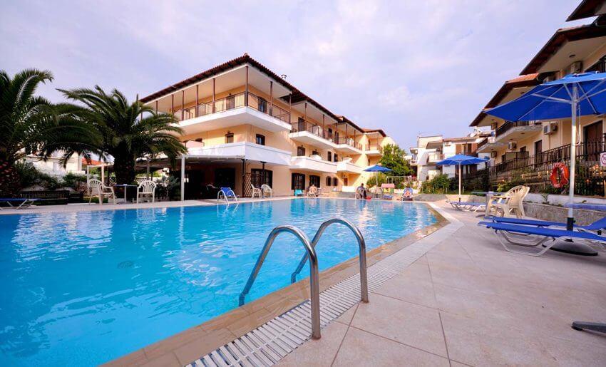 Pegasus Hotel 3 Limenas Tasos bazen