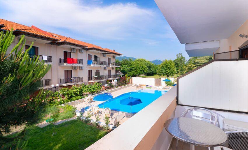 Pegasus Hotel 3 Limenas Tasos lux soba balkon