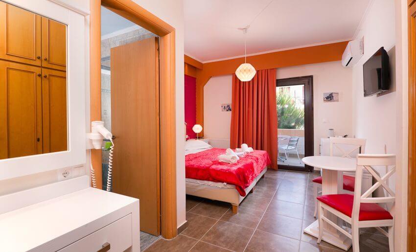 Pegasus Hotel 3 Limenas Tasos lux superior soba