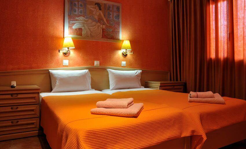 Pegasus Hotel 3 Limenas Tasos soba superior