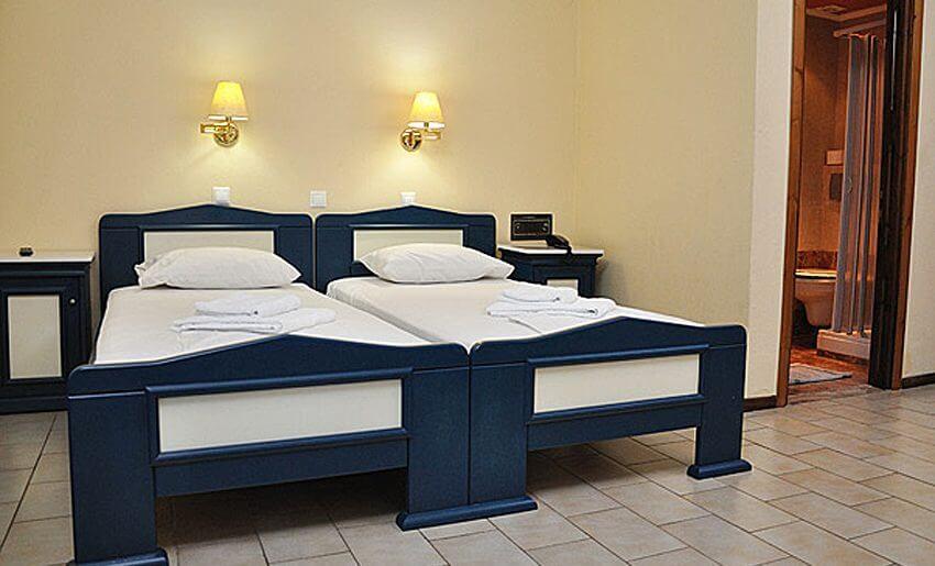 Pegasus Hotel 3 Limenas Tasos standardna soba