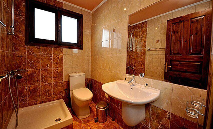 Pegasus Hotel 3 Limenas Tasos studio kupatilo