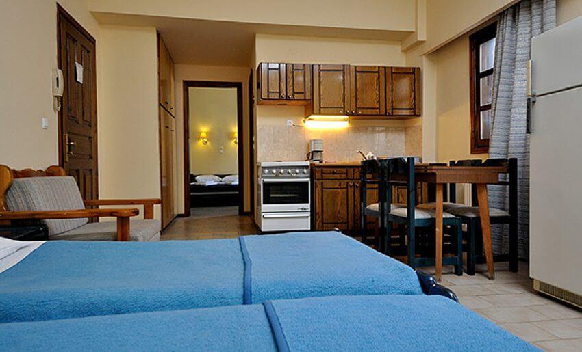 Pegasus Hotel 3 Limenas Tasos studio