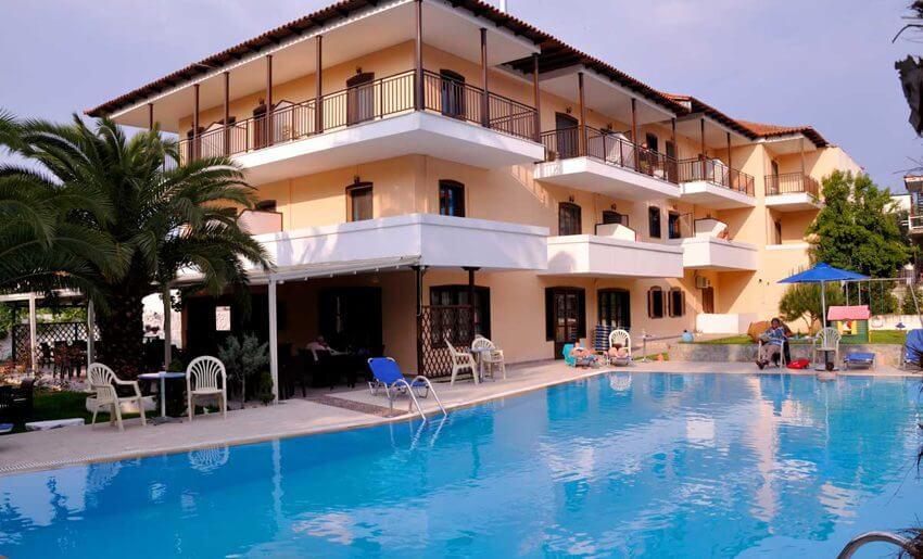 Pegasus Hotel 3 Limenas