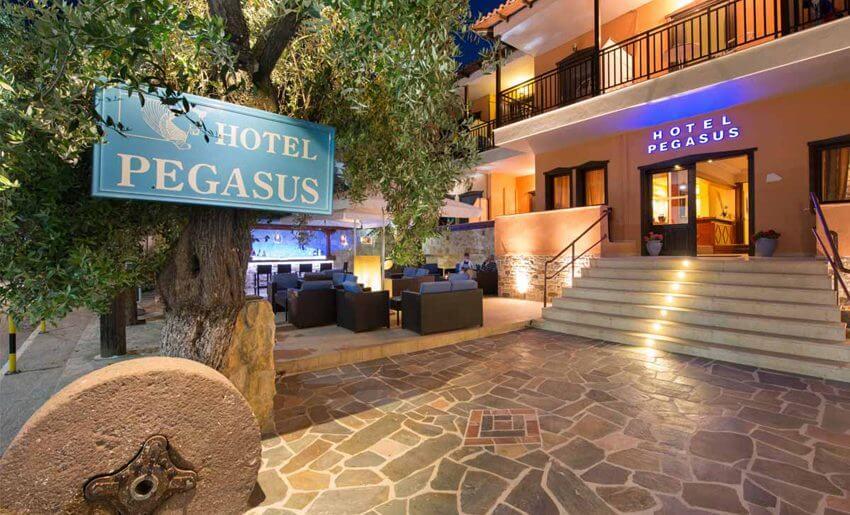 Pegasus Hotel tasos