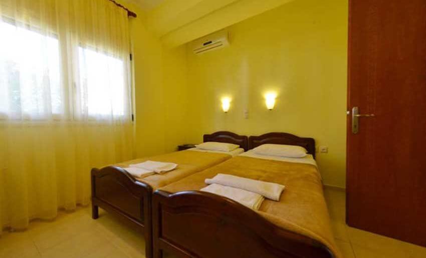 Roxani Apartments Limenas letovanje