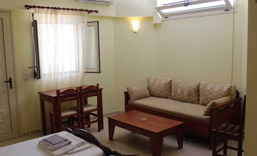 Roxani Apartments Limenas smestaj