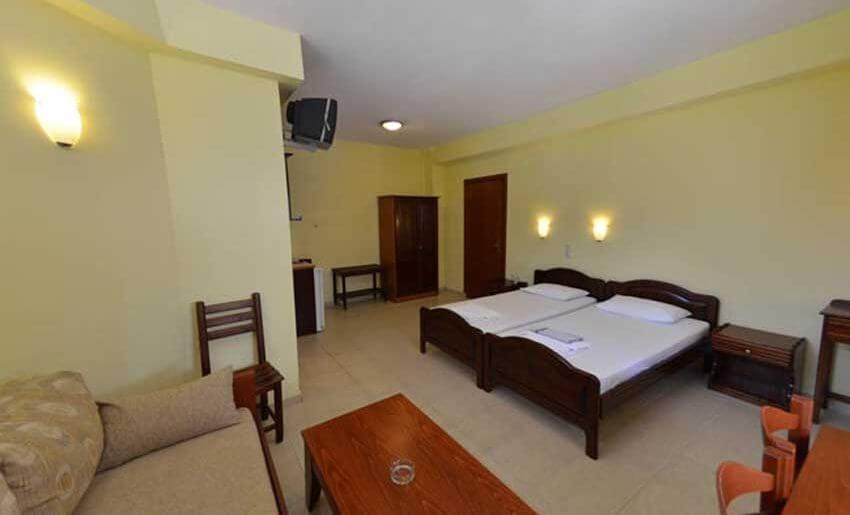 Roxani Apartments Limenas tasos grcka letovanje