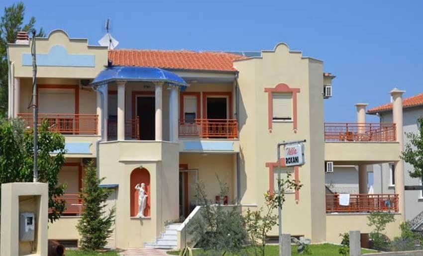 Roxani Apartments Limenas tasos smestaj