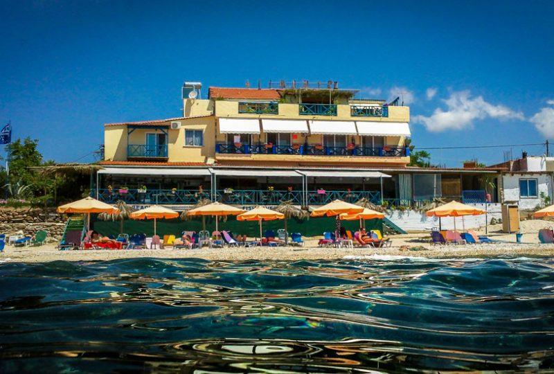 Stelakis Beach Hotel limenarija tasos 1