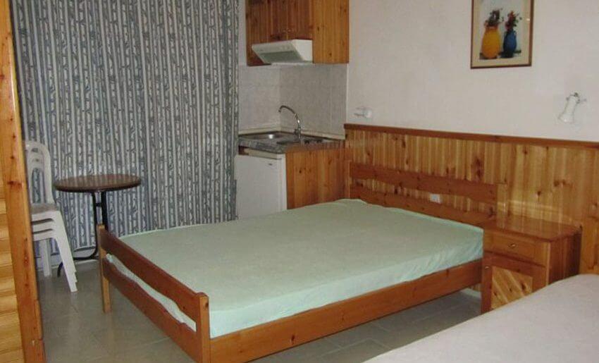 Stelakis Beach Hotel limenarija tasos apartmani