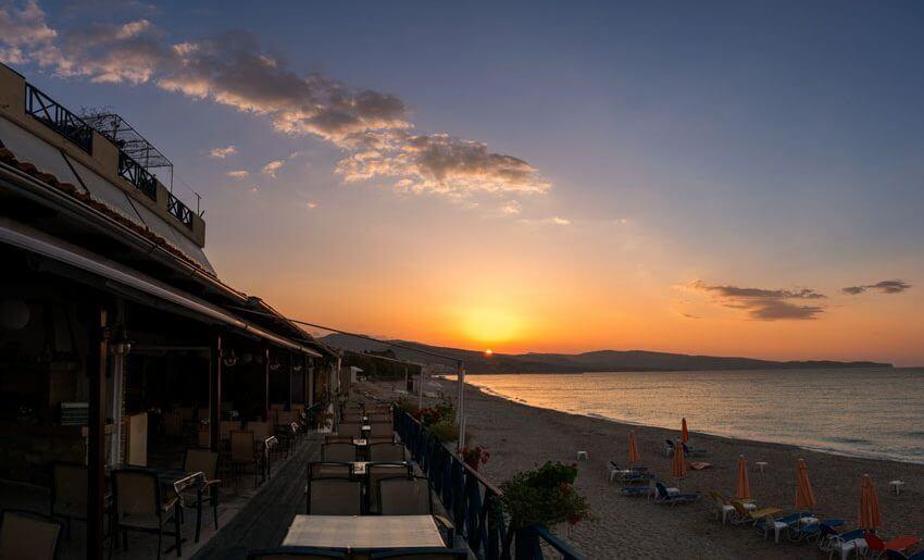 Stelakis Beach Hotel limenarija tasos grcka