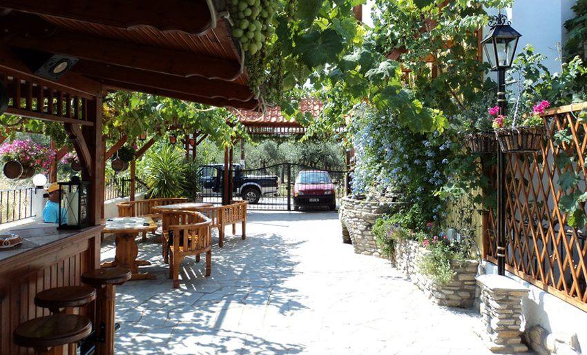 Vila Aegean Potos grcka letovanje