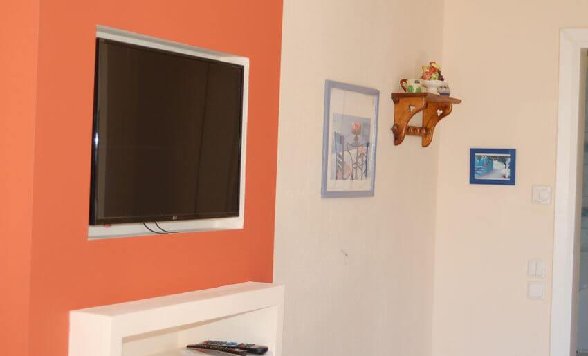 Vila Aegean Potos studio