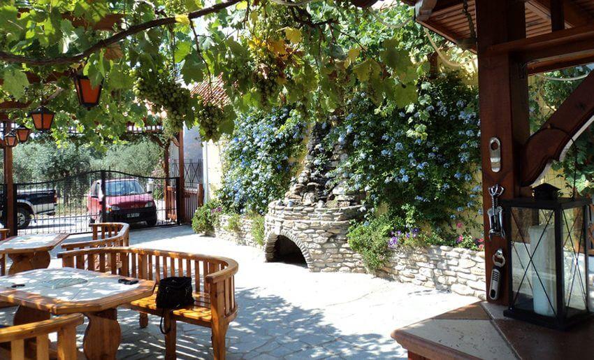 Vila Aegean Potos tasos grcka letovanje