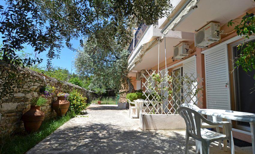 Vila Amversa Nikos Potos Tasos grcka dvorise