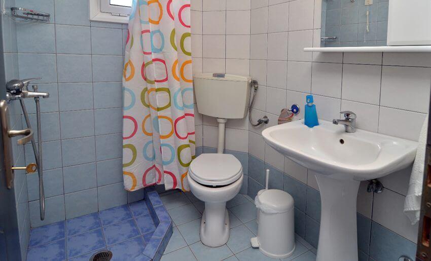 Vila Amversa Nikos Potos Tasos kupatilo
