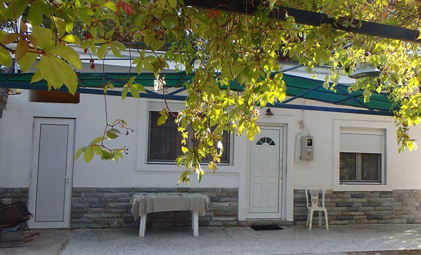Vila Athina Potos Tasos grcka letovanje