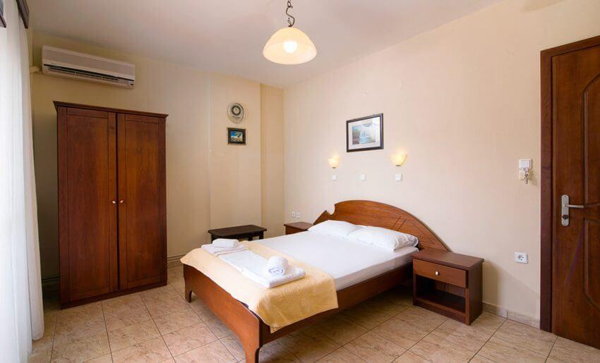 Vila Escape Golden Beach tasos apartman